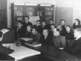 кружок археологии ПГУ, 1952 г.